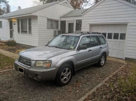 2003 Subaru Forester Needs Work or parts car