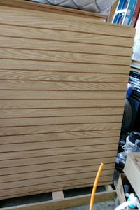 Double Sided Slat Wall Display with Shelves  Churchville, 21028