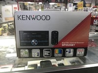 Kenwood Dual Din Sized CD Player