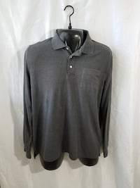 Croft & Barrow Easy Care Sz L Polo Shirt Avondale