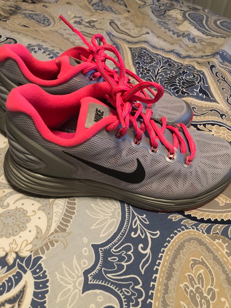 Photo Nike Lunar Glide 6-worn once (like new condition) Women's/Youth
