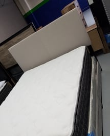 Queen Pillow Top Mattress New in plastic
