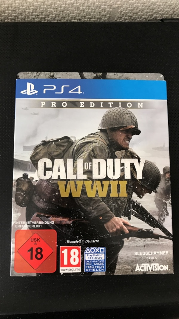 Call of Duty Infinite Warfare PS4 Spiel Fall