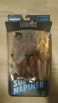 MARVEL LEGENDS - SUB-MARINER   Toronto, M9N 2A7