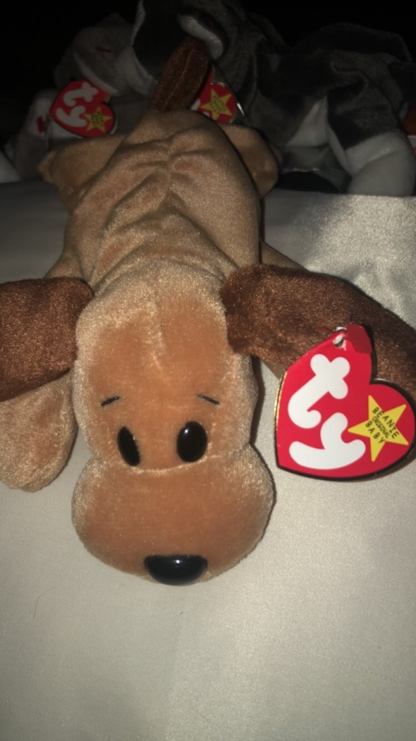 73c7cee6739 Used Bones the dog beanie baby for sale in Fort Worth - letgo