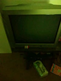 black and gray CRT TV Temple Hills, 20748