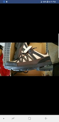New hiking boots!