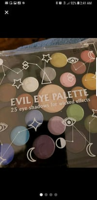 Lot Urban Outfitters eyeshadow & concealer palette Columbia, 21046