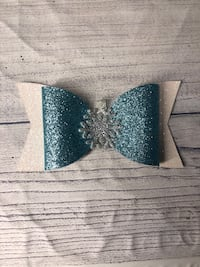 frozen inspired hairbow Concord, 28027
