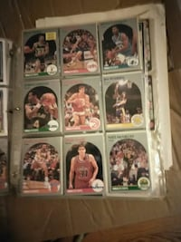 assorted baseball player trading cards Duncan, 29334