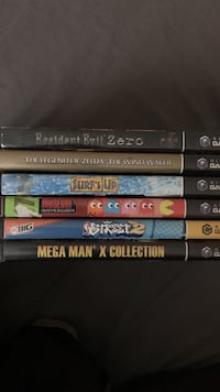 20+ Nintendo Gamecube/Wii Video Games Sylvan Lake, T4S 1J1