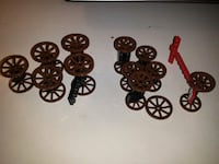 Lego Knights - Pirates Wheels 4 large sets and 5 s Toronto, M5R 1L6