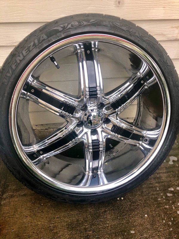 22 Inch Tires >> 22 Inch Wheels Rims With Tires