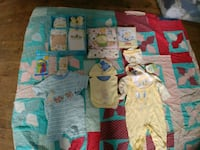 BRAND NEW BABY CLOTHES ect. Marion, 46952