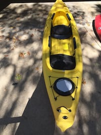 Brand new 14 ft viper kayak with trailer