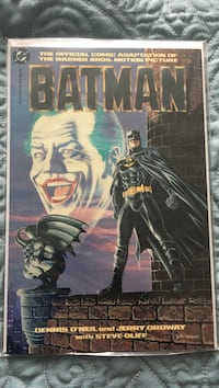DC Comic Batman comic book Vaughan, L4K 4W3