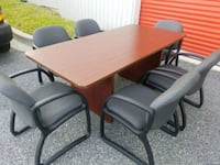 OFFICE CONFERENCE TABLE ONLY (((( NO CHAIRS))) Bel Air, 21014