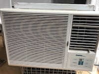white window-type air conditioner Châteauguay, J6J 3K9