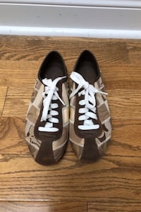 Coach Brown Sneakers Vaughan, L4J 8K5