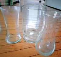 Assorted vases Odenton, 21113