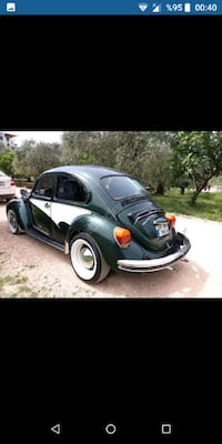Volkswagen - The Beetle - 1979 9457 km