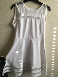 White short dress Elk Grove, 95624