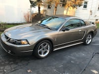 Ford - Mustang Cobra -2001