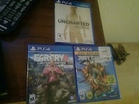 Farcry4, uncharted, just clause