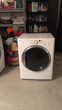 white front-load clothes dryer Moreno Valley, 92557
