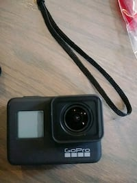 GoPro 7 Black Hero with Assessories Toronto, M6R 3B5