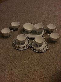 Royal Osborne fine bone China Caprice Service  Elstree, WD6 3LH
