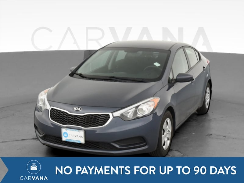 2016 Kia Forte sedan LX Sedan 4D Blue <br /> d6cd87e4-9653-4c17-8050-1042308bf678