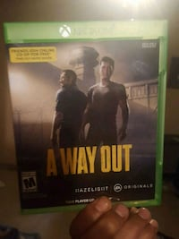 Xbox One A Way Out Mechanicsburg, 17055