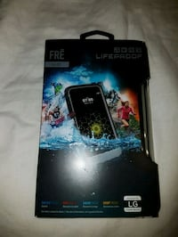 LG G5 LIFEPROOF FRE CELL CASE $45 Barrie, L4N