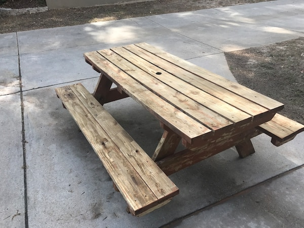 Used Picnic Table For Sale In Smyrna Letgo