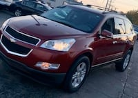2010 Chevrolet Traverse Madison Heights