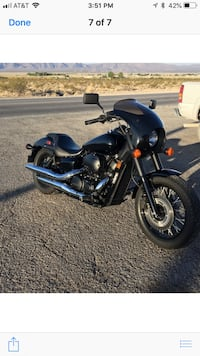 Honda - shadow phantom  - 2015 Las Vegas, 89183