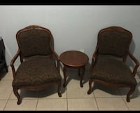 Chairs and table Miami, 33193