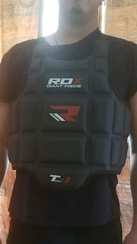 RDX chest protector