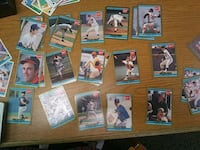 assorted baseball player trading cards Chicago, 60620