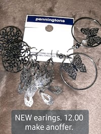 Pennington earings