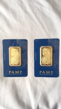 gold bar pamps Montreal