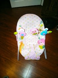 baby's pink and white bouncer girls Orlando, 32811