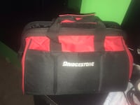 Black and red husky tool bag Austin, 78660