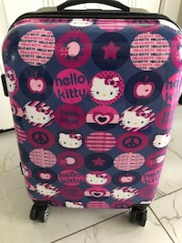 Hello kitty Suitcase Surrey, V4N 5S6