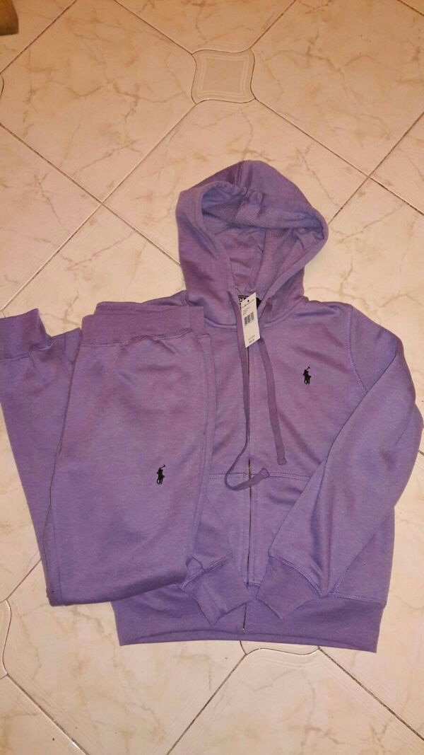 5dcf4195a27 Used female polo sweat suit for sale in Baltimore - letgo
