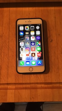 Gold iphone 6 s plus 32 gb  London, N6J 1Y7