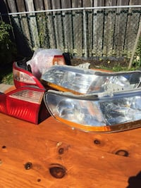 Honda Accord front and back lights Toronto, M2H 2W6