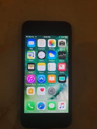 space gray iPhone 5s with black case New York, 11228