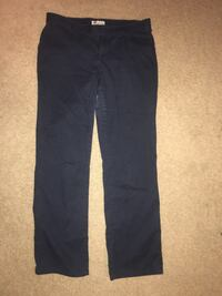 Dickies Women's Navy Blue work pants-tag missing Sz 12? Virginia Beach, 23455